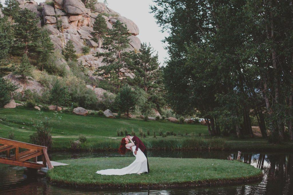 Colorado Elopement at Black Canyon Inn, Estes Park