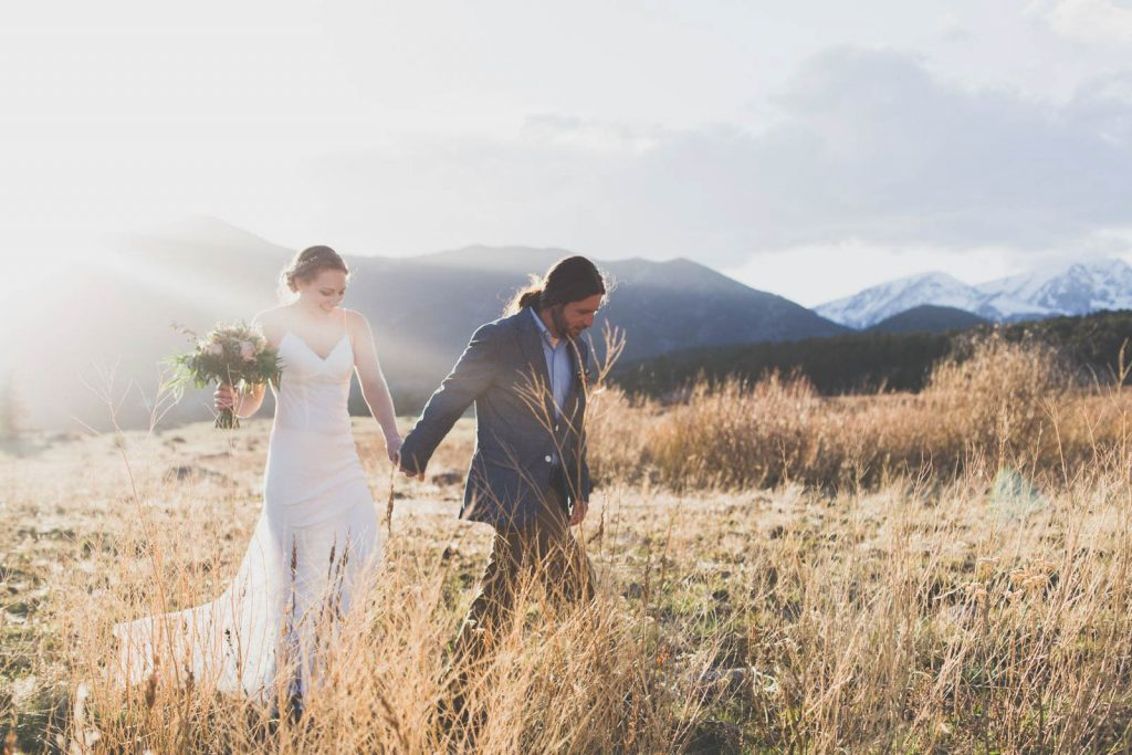 Elopement and Intimate Wedding