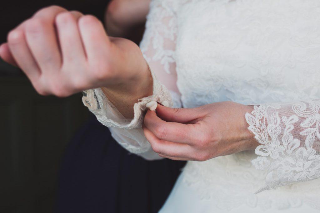 Bride getting ready detail, Wedding Dress, Windham Mountain Resort